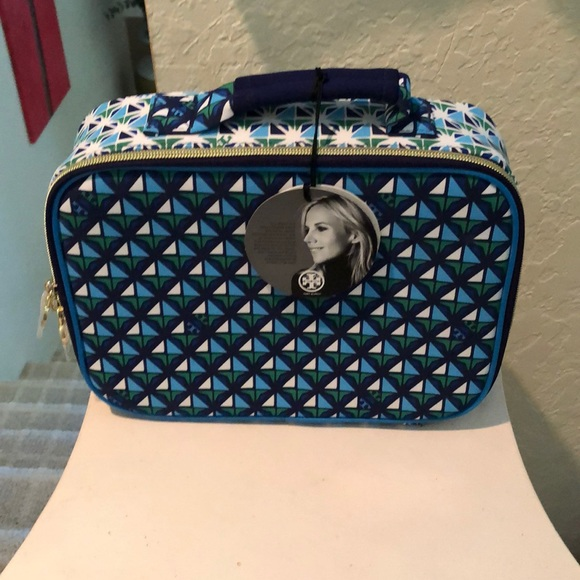 NWT Tory Burch for Target lunchbox
